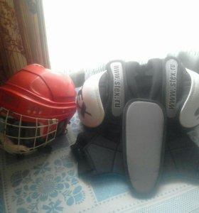Комплект-форма для хоккея