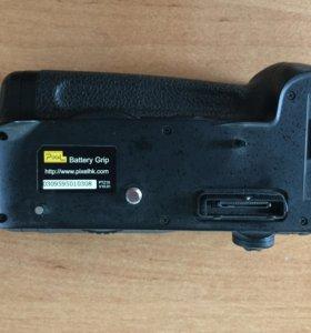Батарейный блок MB - 12 для Nikon d800
