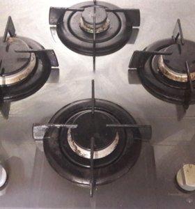 Газовая встраиваемая панель Аристон