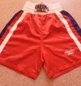 Боксерские шорты GREEN HILL