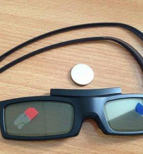 3-D очки самсунг и LG