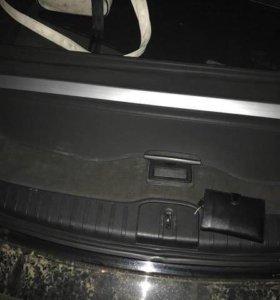 Шторка в багажник Subaru