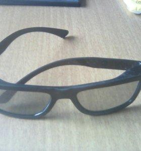 3 де очки 1 штука