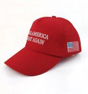 Кепка Сделать Америку Великой Снова Дональд Трамп