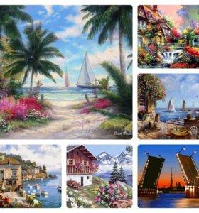 Картины по номерам Краснодар