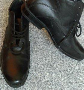 Ботинки новые, 41 размер