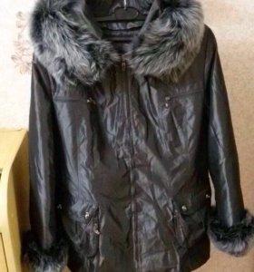 Зимняя новая куртка(пихора)