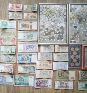 Продам монеты,банкноты,сувениры,иконы,значки...