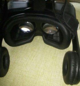 Очки виртуальной реальности новые