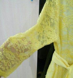 Платье и туфли 38р
