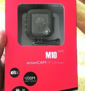 Компактная экшн-камера SJCAM M10 WI-FI