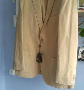 Пиджак-куртка(Новая)