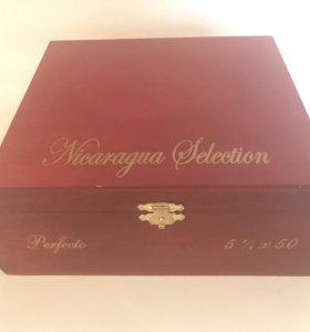 Коробка из под сигар