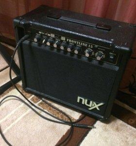 Усилитель гитары NUX Frontline 15