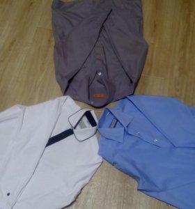 Набор школьных рубашек