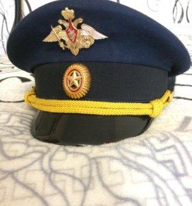 Офисная форма ВДВ, ВВС синяя