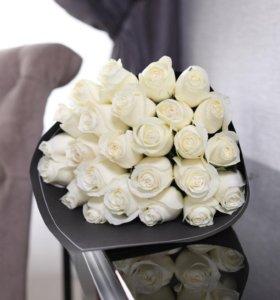 Роза Мондиаль (яркий аромат)