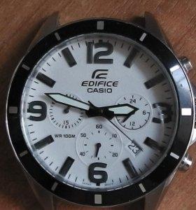 Сломанные часы casio edifice EFR-553