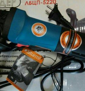 Ушм 125 STURM ( болгарка ) для сложных работ