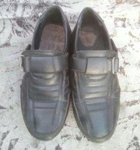 Туфли-ботинки для мальчика