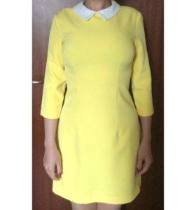 Желтое платье ❗️S❗️