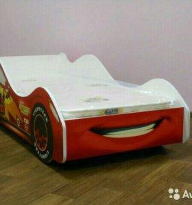 """Новая детская кроватка """"машинка"""""""