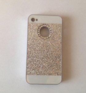 Чехлы для iPhone 4-4s (женские)