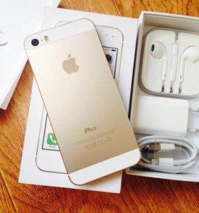 Продаётся iPhone 5s на 32 gb