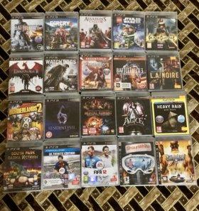 Игры на PS 3 игры на соньку
