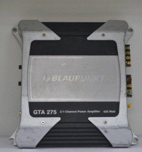 А/усилитель 2х канальный Blaupunkt GTA 275