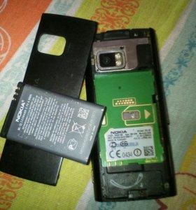 Продам телефон Nokia X6
