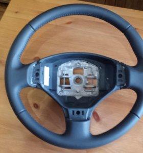 кожаный руль Peugeot, Citroen