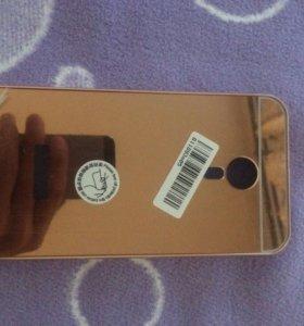 Чехлы на телефон meizu M5(5 шт )