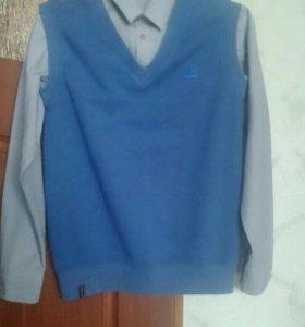 Рубашка обманка