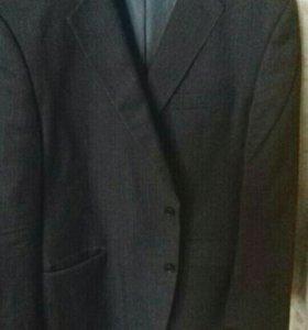 Пиджаки костюмные 54-56