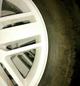Колеса зима Ford 5*108 16