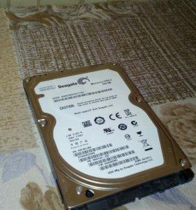Hdd(500 гб) для ноутбука или  хранение данных .