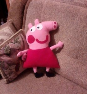 "Подушка- игрушка""Свинка Пеппа """