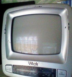 Телевизор автомобильный,на запчасти
