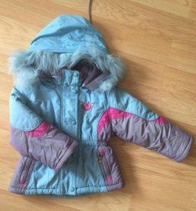 Куртка зима 1,5-2,5 года