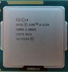Intel Core i3-3220 3 мб, 3,30 ггц