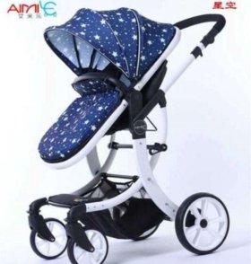 продам качественную коляску Wingoffly Aimile 2 в 1