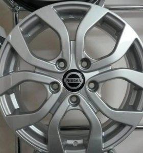 Диски R16 Nissan Terrano Teana Maxima