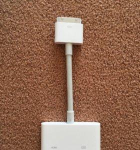 Переходник для iPhone 4-4s