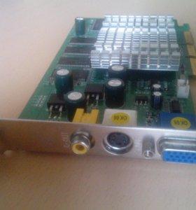 Видеокарта geforce4 MX440-8X 128MB TV out