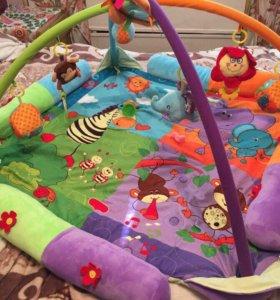 Развивающий коврик 🎉для малышей