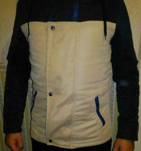 Новая демисезонная мужская куртка