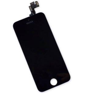 Дисплейный модуль для iPhone5 (дисплей, экран)