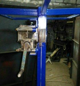 Подъемник для монтажа гипсокартона