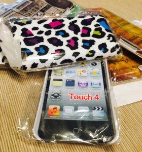 Чехлы на iPod Touch 4